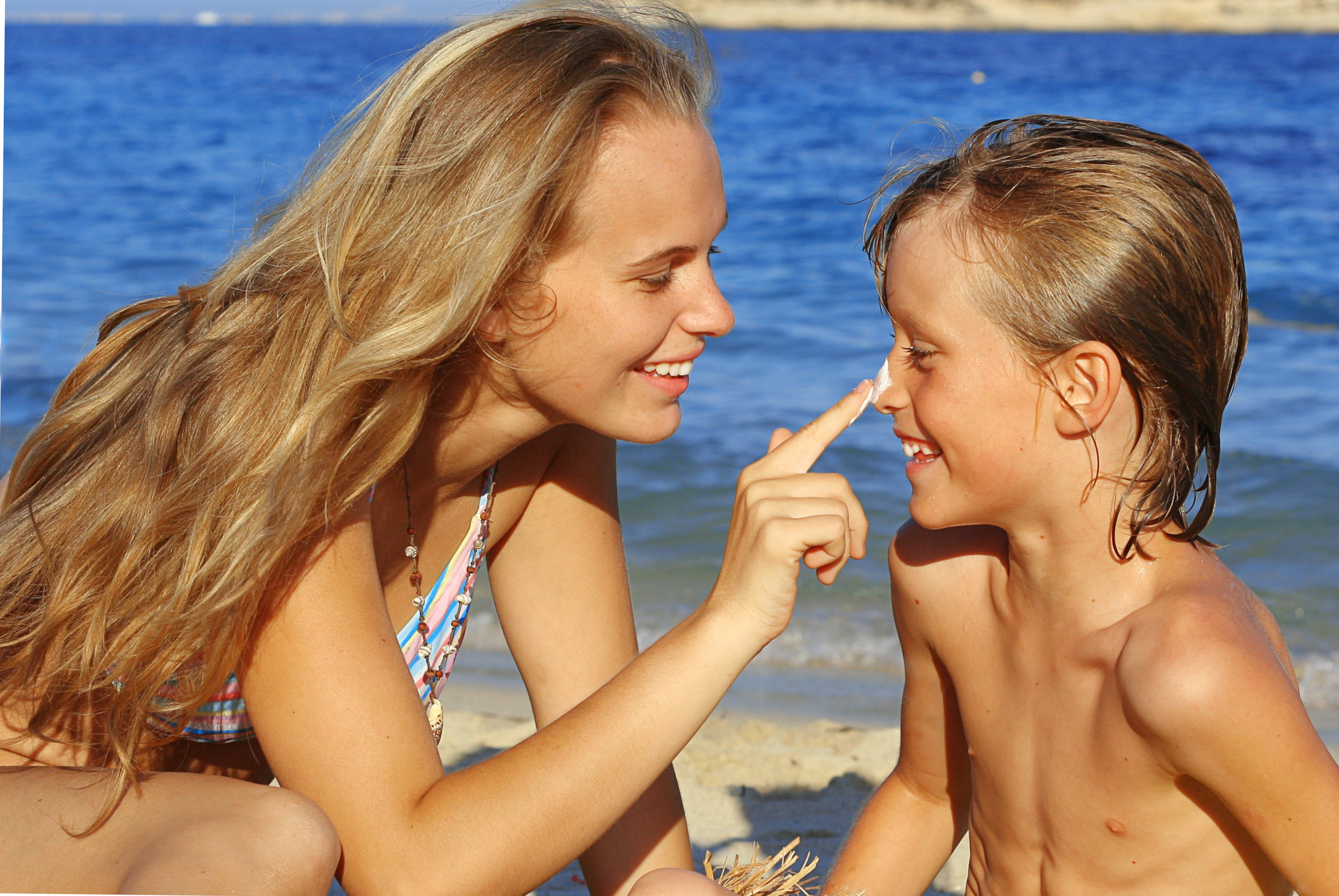 Protect your loved ones from tanning dangers