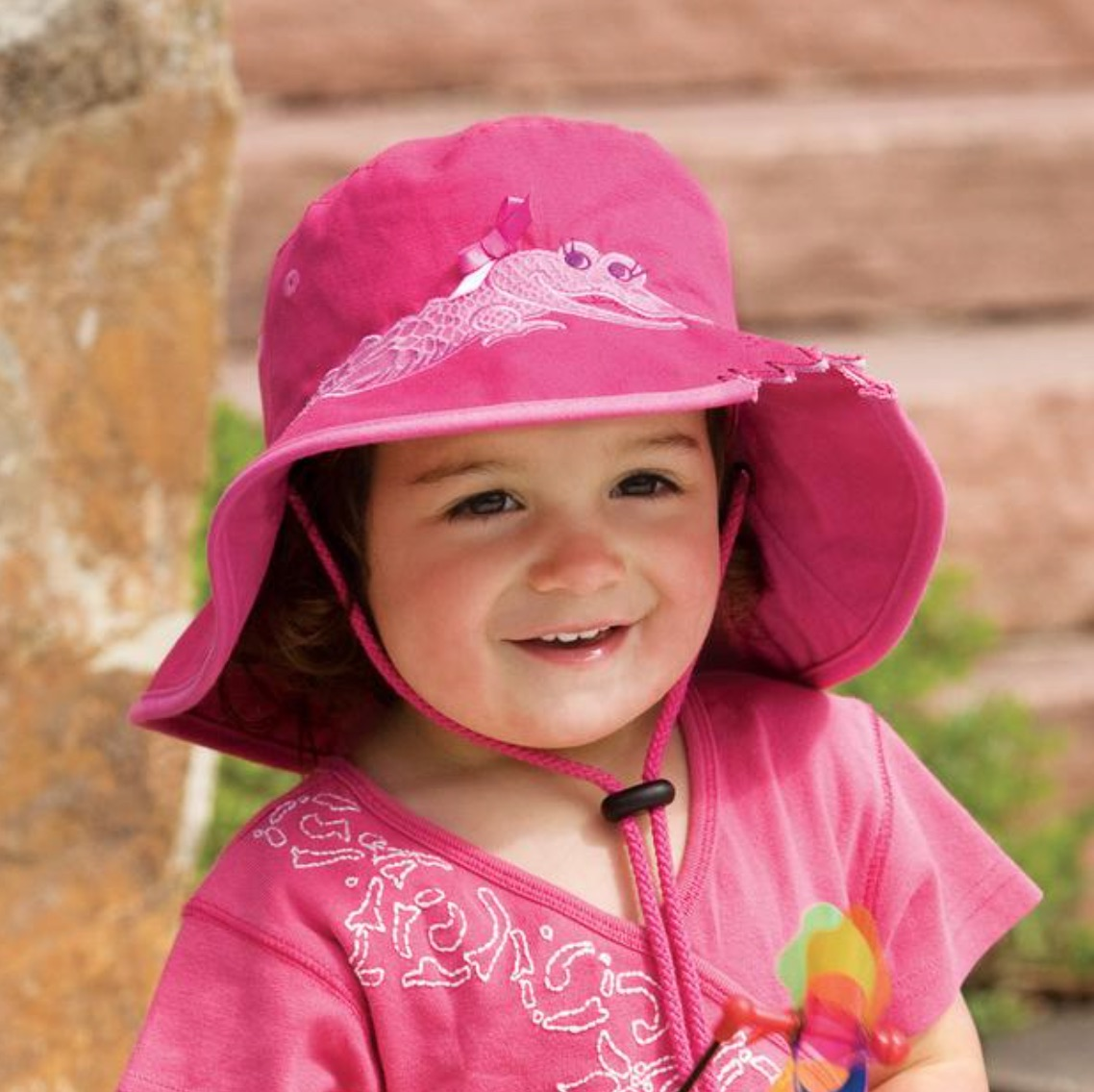 Infant sun protection clothing
