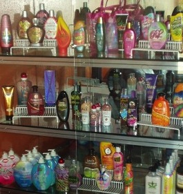 Discount Tanning lotions