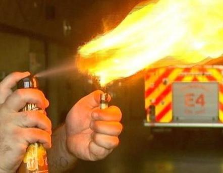 flammable-sunscreen