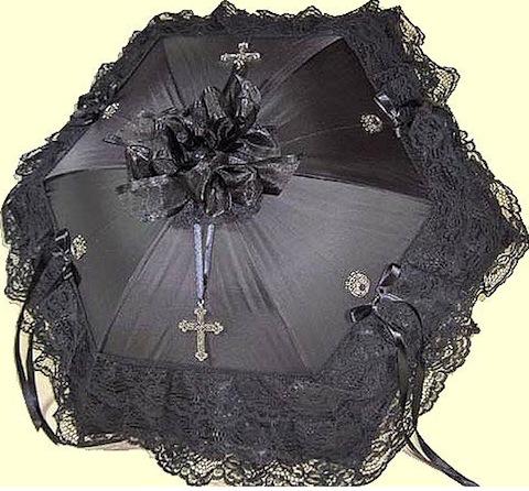goth-umbrella