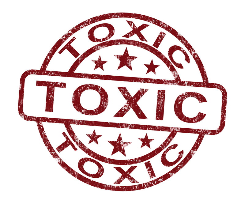 Toxic sunblock ingredients